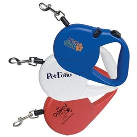 Retractable Pet Leash for Customization