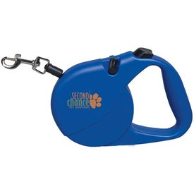 Retractable Pet Leash (Ink Imprint)