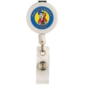 Retractable Badge Holders Printed with Your Logo