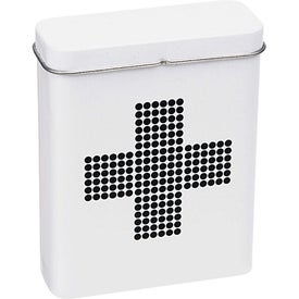 Promotional Retro First Aid Tin