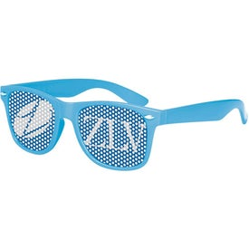 Retro Specs Imprinted with Your Logo