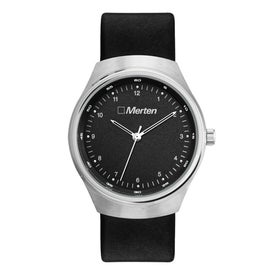 Retro Styles Unisex Watch with Leather Strap
