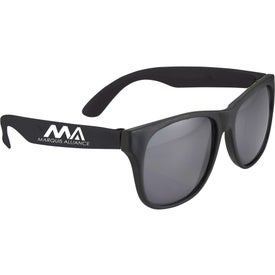Branded Retro Sunglasses