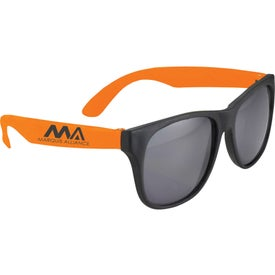 Branded Retro Sunglasses