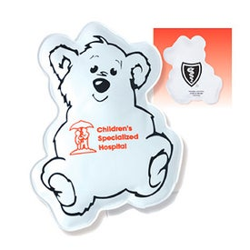 Reusable Bear Shape Cold Pack