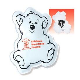 Reusable Bear Shape Cold Pack