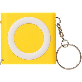 Company Revolution Tape Measure With Light