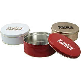 Reward Tin for Promotion