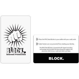 RFID Data Blocker Cards