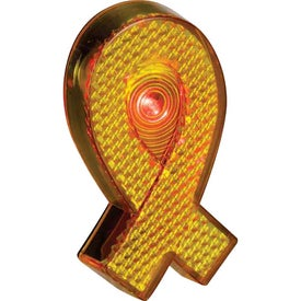 Ribbon Reflector Light Branded with Your Logo