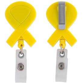 Ribbon Retractable Badge Holder for Customization