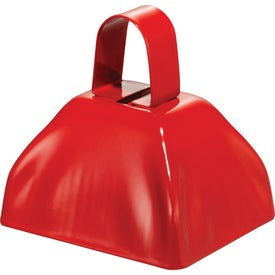 Imprinted Ring A Ling Cowbell