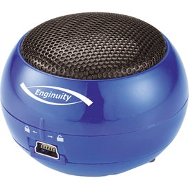 Ripple Mobile Speaker Imprinted with Your Logo