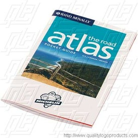 Road Atlas with Your Slogan