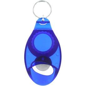Roadie Bottle Opener for Advertising