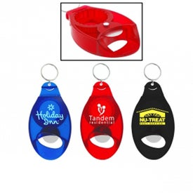 Imprinted Roadie Bottle Opener
