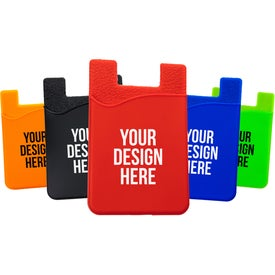 Roadrunner Silicone Cell Phone Wallet