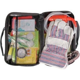 Roadsafe First Aid/Emergency Kit with Your Slogan