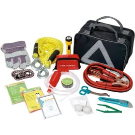 Roadsafe First Aid/Emergency Kit for Marketing