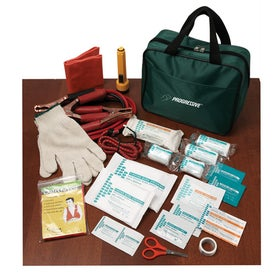 Roadside First Aid Kit for Marketing