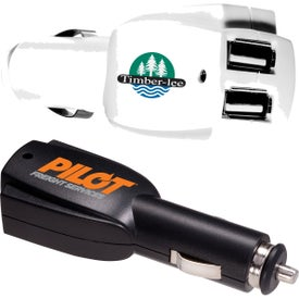 Rocket Dual USB Car Chargers
