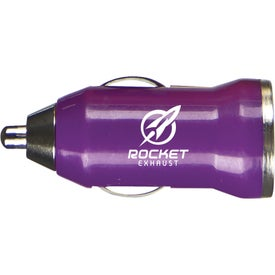 Rocket USB Charger for Your Organization