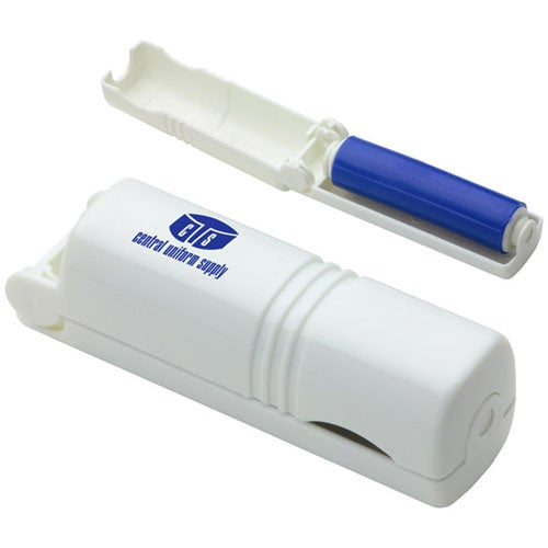 White Roll and Rinse Lint Remover