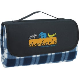 Roll-Up Picnic Blanket for Your Organization