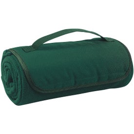 Imprinted Roll-up Blanket