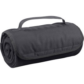 Personalized Roll-up Blanket