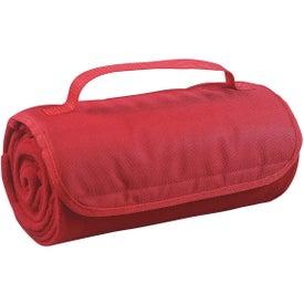 Roll-up Blanket for Advertising