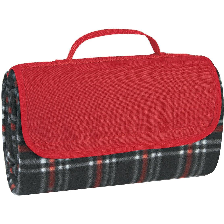"Picnic Blanket: Roll-up Picnic Blanket (52"" X 47"")"