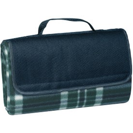 Advertising Roll-up Picnic Blanket