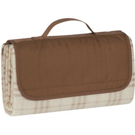 Roll-up Picnic Blanket for Promotion