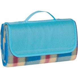 Promotional Roll-up Picnic Blanket