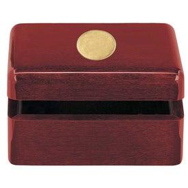 Rosewood Rectangular Box for Your Church