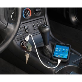 Company Rotate Car Charger