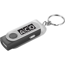 Logo Rotate Car Charger