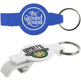 Logo Round Beverage Wrench