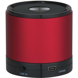 Company Round Bluetooth Speaker