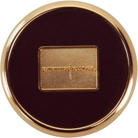 Round Brass Coaster Weight Coasters for Advertising