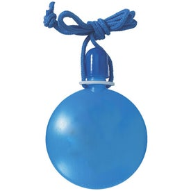 Round Bubble Tote for your School