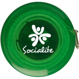 Round Cloth Tape Measure for Your Organization