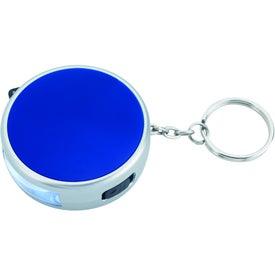 Round Dynamo Flashlight for Your Organization