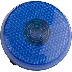 Printed Round Flashing Light