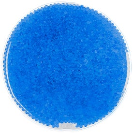 Round Gel Beads Hot or Cold Pack for Your Organization