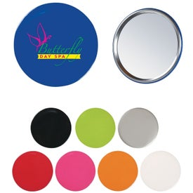 Round Hand Mirror for Promotion