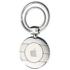 Round Keyholder - Silver