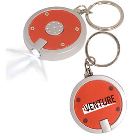 Personalized Round Keylights