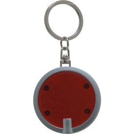 Customized Round Slim Line Led Key Light